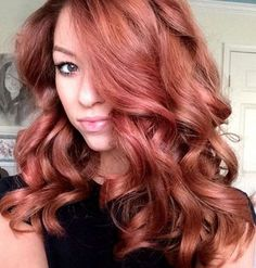 How To Achieve: Rose Gold Hair. | Beautylish