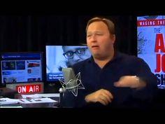 Alex Jones : English Accent (Very Funny)