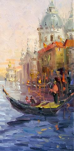 Beautiful impression of Venice by Keyhani
