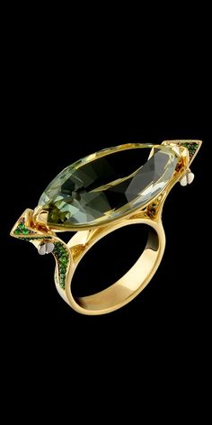 Rosamaria G Frangini   MY Green Jewellery  Master Exclusive Jewellery…