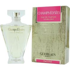 Champs Elysees By Guerlain Eau De Parfum Spray