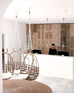 Белоснежный отель на Миконосе