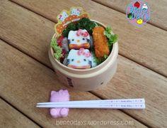Hello Kitty bento | Bento Days