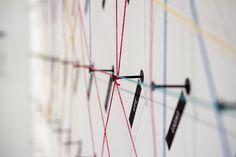 WHAT MADE ME Interactive Public Installation by Dorota Grabkowska, via Behance