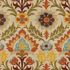 SANTA MARIE ADOBE - Orange - Shop By Color - Fabric - Calico Corners