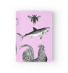 """""""Into the wild"""" hardcover journal by Laura Nadeszhda"""