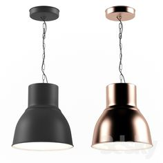 The Hektar Lamp From IKEA Is A Nice One. Industrial But Still A Clean  Contemporary