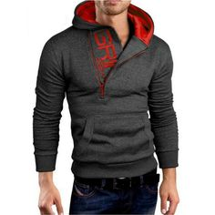Get it for someone you love Zichanos Button u... FREE shipping  http://vapestox.com/products/zichanos-button-up-collar-hoodies-for-men?utm_campaign=social_autopilot&utm_source=pin&utm_medium=pin