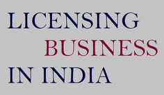 Explore the benefits of acquiring a business license in India.  http://licensing-business-in-india.weebly.com/