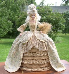 Ravelry: deblee77's 1778 Louis XVI Bride