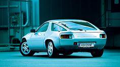 Porsche 928 http://www.autorevue.at/zeitreise/zeitmaschinen/der-porsche-der-kein-porsche-sein-durfte.html