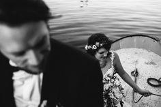 Meer by Anna-Maria Dahmen Anna Marias, Wedding, Waves, Valentines Day Weddings, Weddings, Marriage, Chartreuse Wedding
