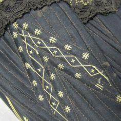 corset flossing symington