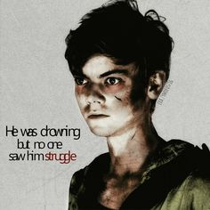 It kills me just thinking about the pain he had. It's another thing he and I have in common.<<YES