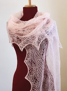 this looks hard to knit but she says it's easy...