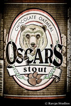 beer label friday week 7 by rav3nstudios d39t4sp1 Showcase of Over 45 Inspirational Beer Logos and Labels