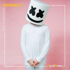 Marshmello Sam Smith, Teatro Musical, Dj, Happy Birthday, Happy, Bonbon, Stage Name, Cloud, Songs