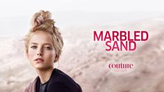 Marbled Sand | Wella Professionals Lookbook