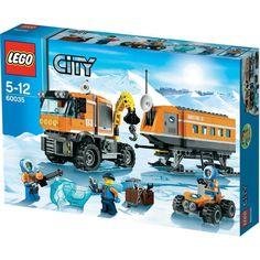 LEGO City_60035_Arctic Outpost_ Brand New Sealed Set(Unopened) #LEGO