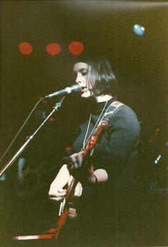 Rachel Goswell, Slowdive - Nederland, 1992