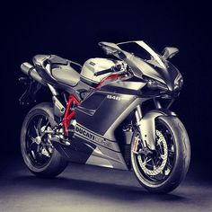 Ducati Corse 848 haha I really wanna learn to ride. One day when I save up money for a cheaper bike of course lol