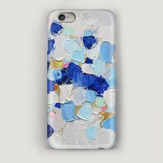 iPhone Case Pinselstriche iPhone 6 Plus Fall von MascotCase auf Etsy