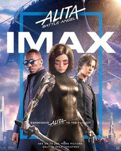 Mahershala Ali, Rosa Salazar, and Keean Johnson in Alita: Battle Angel Hindi Movies, New Movies, Good Movies, Disney Pixar, Keean Johnson, Alita Movie, Manga, Female Cyborg, Angel Movie