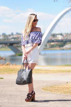 Luly Mello... | por Luly Mello: meu look