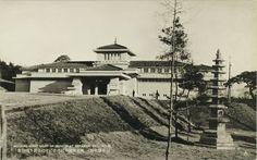 Pyongyang Museum, c1930s  일제강점기 사진엽서 – 평양박물관