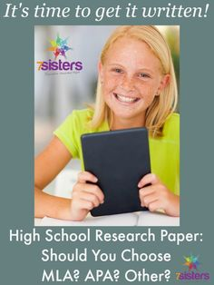 the similarities between high school and college research report topic