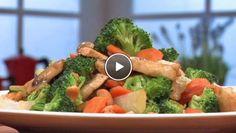Zoetzure groente - recept | 24Kitchen