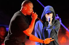 Dr. Dre and Eminem, Sunday April 15, Weekend 1