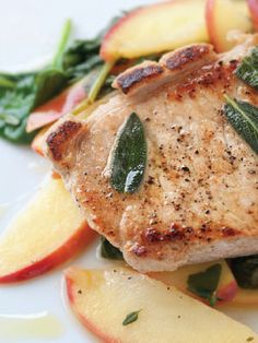 Chop, chop: Forget about dry and flavorless pork chops! Try these different cuts for a real palate pleaser!