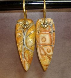 Mokume Gane by Marcia Palmer, via Flickr