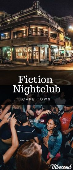 Fiction is an upstairs venue right on Long Street, open every night of the week besides Sundays and Mondays. They showcase various DJs from all over the globe, playing tracks from every genre with their themed musical event. Heritage Day South Africa, Cape Town South Africa, Night Club, Night Life, Bars And Clubs, Hot Beach, Tourist Trap, Like A Local, Being In The World