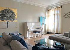 #diningroom #interiordesigner #designdinterieur #architecteinterieur #decorateur #paris #ilesaintlouis #livingroom #parisianstyle #homesweethome