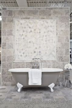 Shop for Hampton Polished Arabesque Marble Mosaic Tile at The Tile Shop. Marble Mosaic, Mosaic Tiles, Wall Tiles, Travertine Tile, Stone Tiles, Dark Wood Bathroom, Basement Bathroom, Bathroom Wall, Master Bathroom
