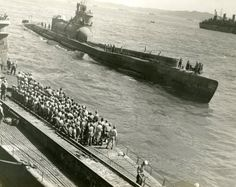 Japanese I-400 Submarine