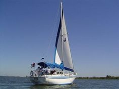1985 Gulf 32 Pilothouse Sloop Sail Boat For Sale - www.yachtworld.com