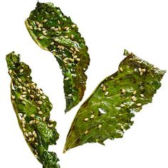 Never had kale chips on a hike? Try some!