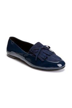 fall 2012, Maloles, shoes, flats, navy