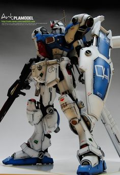 RX-78GP04G Gerbera Gundam | Resin 1:100 scale