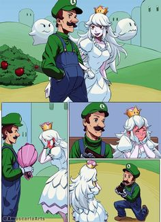 Bowsette Meme – or break up between Mario and Princess Super Mario Bros Games, Super Mario Art, Super Smash Bros, Bd Cool, Game Character, Character Design, Mario Comics, Mario Memes, Mario Brothers