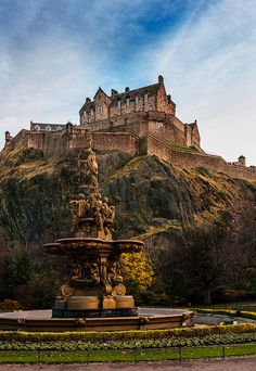 Edinburgh - Fortress | Flickr - Photo Sharing!