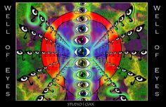 Well Of Eyes- The Art of Stephen Guptill