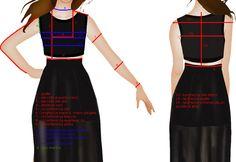 Modulo misure per Camicie e Giacche  Inserite le misure