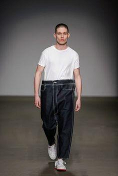 Camiel Fortgens Fall/Winter 2015 - Mercedes-Benz Fashion Week Amsterdam
