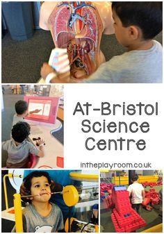 At Bristol science centre in bristol. Great fun and educational family day out  with lots to learn about science and animation