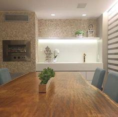 Espaço gourmet delicado e lindo. Amei@pontodecor Projeto @arquiteturacraft Snap:  hi.homeidea  http://ift.tt/23aANCi #bloghomeidea #olioliteam #arquitetura #ambiente #archdecor #archdesign #cozinha #kitchen #arquiteturadeinteriores #home #homedecor #pontodecor #lovedecor #homedesign #instadecor #interiordesign #designdecor #decordesign #decoracao #decoration #love #instagood #decoracaodeinteriores #lovedecor #architecture #archlovers #inspiration #project #inspiracaododia #espacogourmet