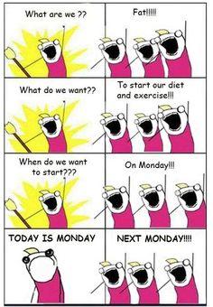 Don't wait until next Monday!